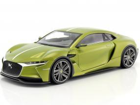 Citroen DS E-Tense Salon de Genève 2016 grün metallic 1:18 Norev