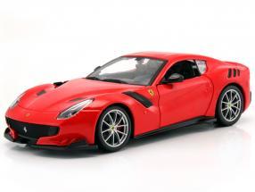 Ferrari F12 TDF year 2016 red 1:24 Bburago