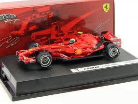 F. Massa Ferrari F2008 Formel 1 2008 1:43 HotWheels