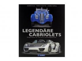 Buch Legendäre Cabriolets von Saverio Villa, Marco Coletto und Andrea Rapelli