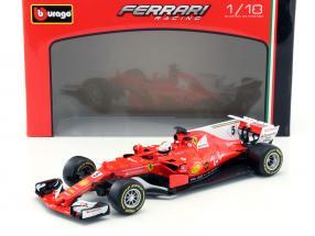Sebastian Vettel Ferrari SF70H #5 Formel 1 2017 1:18 Bburago