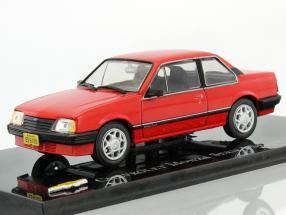 Chevrolet Monza Serie I Sedan year 1985 red 1:43 Altaya