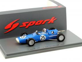 Jackie Stewart Matra MS1 #25 Test Goodwood formula 3 1965 1:43 Spark
