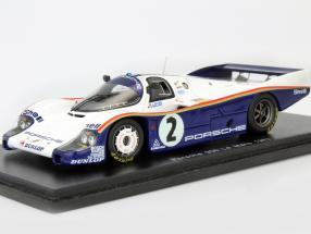 Porsche 956 #2 24h LeMans 1983 Mass, Bellof 1:43 Spark
