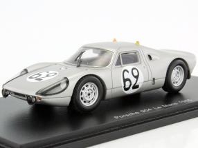Porsche 904/04 GTS #62 24h LeMans 1965 Stommelen, Poirot 1:43 Spark