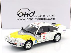 Opel Manta 400 Gr.B #2 Safari Rallye 1985 Aaltonen, Drews 1:18 OttOmobile