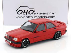 Mercedes-Benz 190E 3.6 S Brabus Baujahr 1989 rot 1:18 OttOmobile