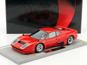 Ferrari 365 GT4 BB Baujahr 1975 rot / schwarz 1:18 BBR