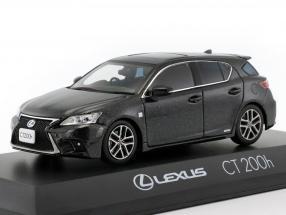 Lexus CT 200h Sport graphite black 1:43 Kyosho
