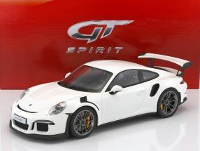 Porsche 911 (991) GT3 RS Coupe Baujahr 2016 weiß 1:12 GT-Spirit