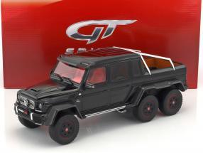 Brabus 700 6x6 schwarz metallic 1:18 GT-Spirit