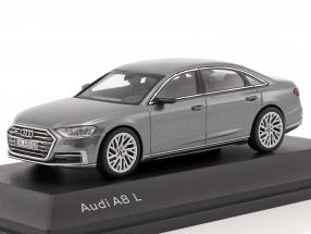Audi A8 L monsun gray 1:43 iScale
