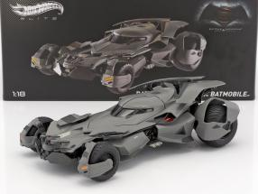 Batmobile Film Batman V Superman: Dawn Of Justice 2016 schwarz 1:18 HotWheels Elite