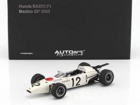 Ronnie Bucknum Honda RA272 #12 Mexiko GP Formel 1 1965 1:18 AUTOart