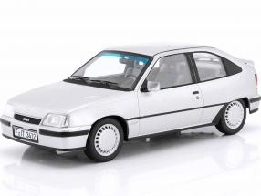 Opel Kadett E GSi year 1987 silver metallic 1:18 Norev