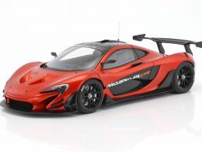 McLaren P1 GTR Baujahr 2015 vulkan orange 1:18 AUTOart