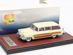 Cadillac Viewmaster by Hess and Eisenhardt year 1956 beige 1:43 GLM