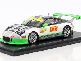 Porsche 911 (991) GT3 R #912 2nd Macau GT World Cup 2016 Estre 1:43 Spark