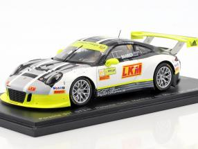 Porsche 911 (991) GT3 R #911 4th Macau GT World Cup 2016 Bamber 1:43 Spark
