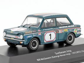 Sunbeam Imp #1 BTCC Champion 1972 Bill McGovern 1:43 Atlas