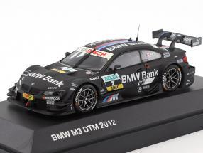 Bruno Spengler BMW M3 DTM (E92) #7 DTM Champion 2012 1:43 Minichamps