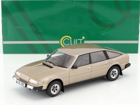 Rover 3500 SD1 Baujahr 1977 gold metallic 1:18 Cult Scale