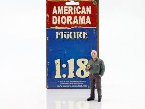 Jim The Boss 1:18 American Diorama