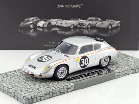 Porsche 356B 1600 GS Carrera GTL Abarth #30 24h LeMans 1962 Pon, de Beaufort 1:18 Minichamps