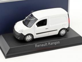Renault Kangoo Kastenwagen Baujahr 2007 weiß 1:43 Norev