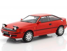 Toyota Celica GT4 ST165 Baujahr 1988 rot 1:18 Ixo