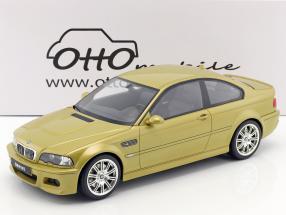 BMW M3 (E46) Baujahr 2003 phoenix gelb 1:12 OttOmobile