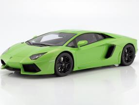 Lamborghini Aventador LP 700-4 green 1:12 GT-SPIRIT