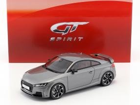 Audi TT RS Coupe year 2016 gray 1:18 GT-SPIRIT