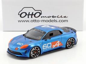 Renault Alpine A60 Celebration 24h LeMans 2016 blau 1:18 OttOmobile