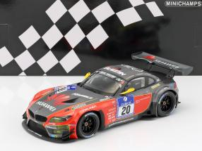 BMW Z4 GT3 #20 24h Nürburgring 2015 Team Schubert 1:18 Minichamps