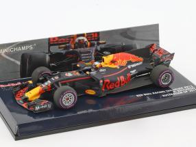 Daniel Ricciardo Red Bull RB13 #3 Australien GP Formel 1 2017 1:43 Minichamps