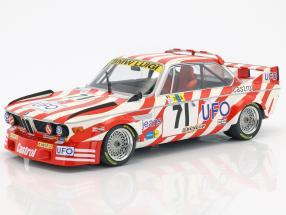 BMW 3.0 CSL Luigi Racing #71 24h LeMans 1977 Xhenceval, Dieudonne, Dini 1:18 Minichamps