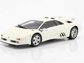 Lamborghini Diablo Se30 Jota Year 1994 White Gts18501w Ean
