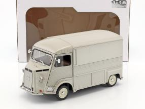 Citroen Type HY Construction year 1969 silver 1:18 Solido