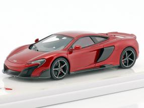 McLaren 675LT Baujahr 2015 vulkan rot 1:43 TrueScale