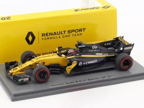 Nico Hülkenberg Renault R.S.17 #27 Bahrain GP Formel 1 2017 1:43 Spark