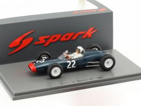 Hap Sharp Lotus 24 #22 Mexiko GP Formel 1 1963 1:43 Spark