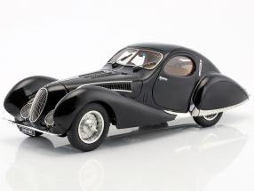 Talbot Lago coupe T150 C-SS Teardrop Figoni & Falaschi Construction year 1937-1939 black 1:18 CMC