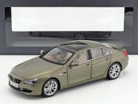 BMW 650i GT 6-Series Gran Coupe bronze metallic 1:18 ParagonModels