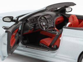 BMW M6 Convertible Silverstone II silver  Paragon Models