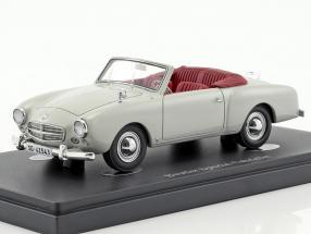 Beutler Special Cabriolet year 1953 grey 1:43 AutoCult