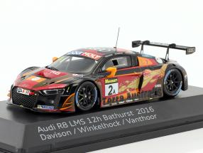 Audi R8 LMS #2 12h Bathurst 2016 Davison, Winkelhock, Vanthoor 1:43 Spark
