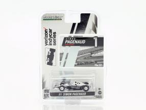 Simon Pagenaud Chevrolet #1 Indy 500 2017 1:64 Greenlight