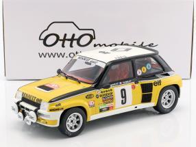 Renault R5 Turbo #9 Sieger Rallye Monte Carlo 1981 Ragnotti, Andrie 1:12 OttOmobile