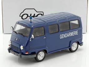 Renault Estafette gendarmerie year 1973 blue 1:18 OttOmobile